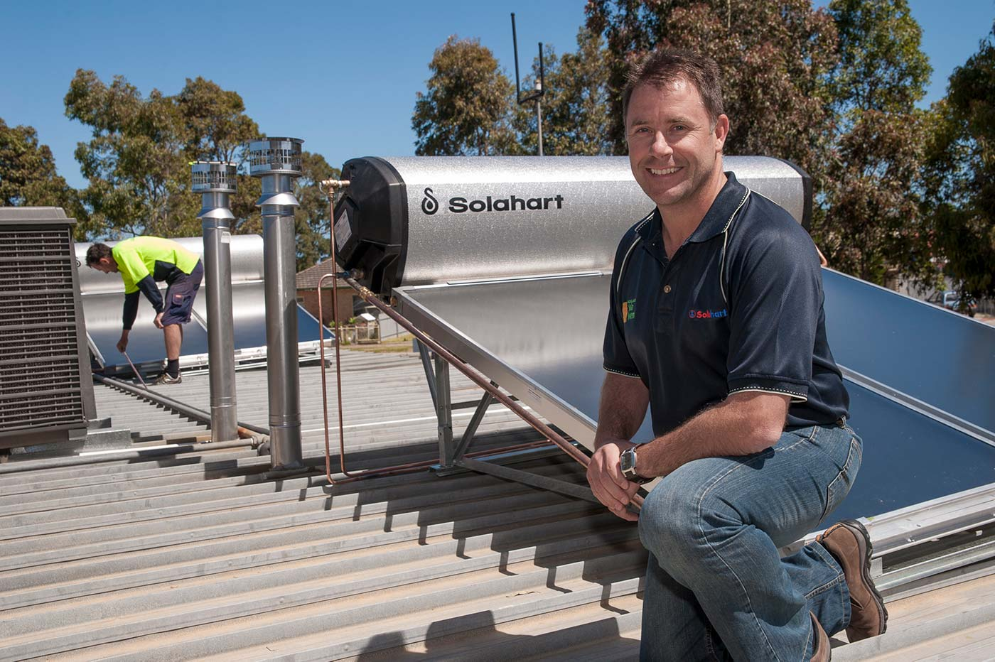 Solahart Solar Hot Water Paul Channon