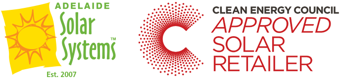 Adelaide Solar Systems - Clean Energy Council logo